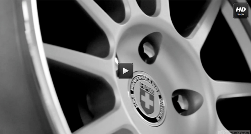 HRE WHeels video HRE Wheels Open House