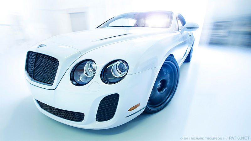 Bentley Supersports RVTIII Photo DoWorkshop™   Richard Thompson III