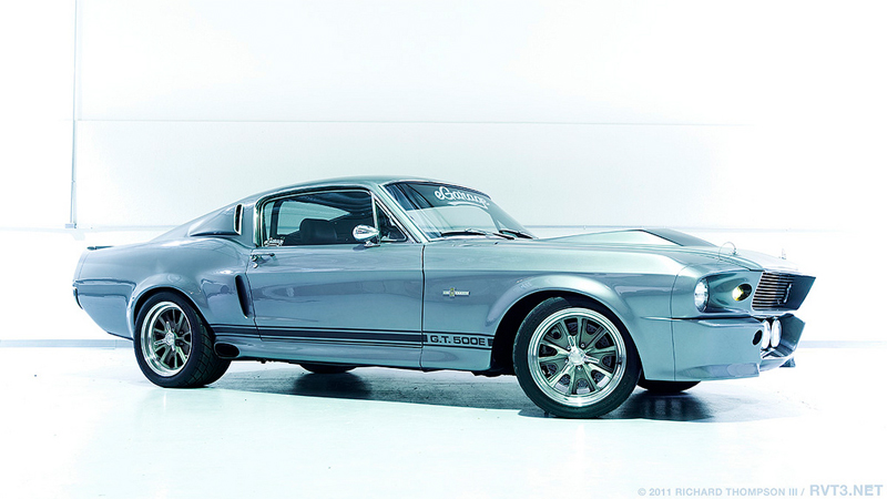 Shelby GT500E Photo DoWorkshop™   Richard Thompson III