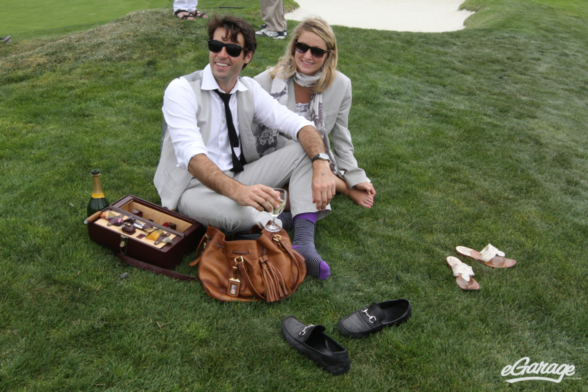 Pebble beach picnic Pebble Beach: Passion for Fashion