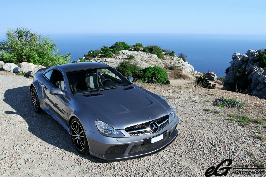 At The Top Of The World524921079510598295 Mercedes Benz SL65 Black Series
