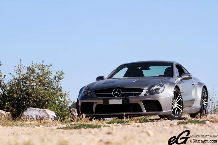 Glued To The Road1341216468884419787 Mercedes Benz SL65 Black Series