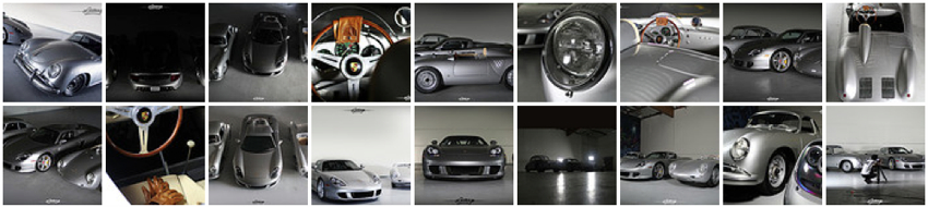 eGarage Porsche Porsche: Past and Present