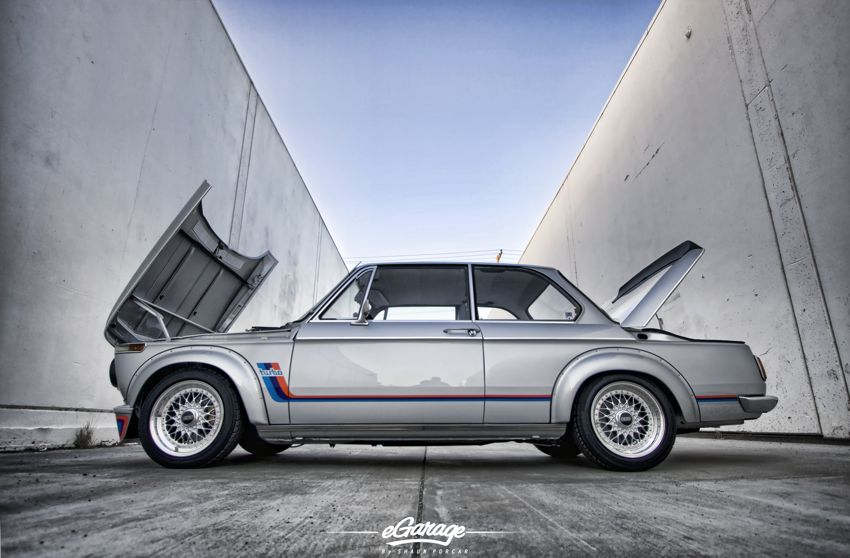 BMW 2002 Turbo Profile BMW 2002 Turbo