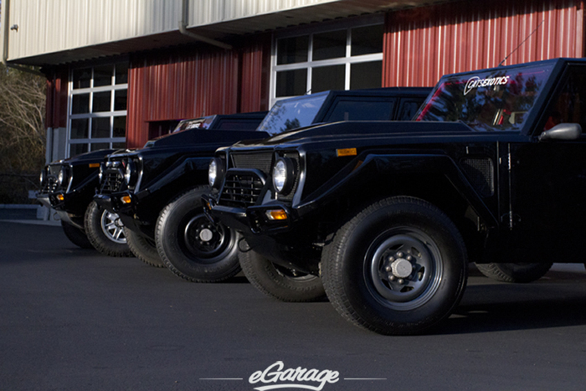 LM002CatsExotics2 Lamborghini LM002   3 Pigs and the Big Red Hood