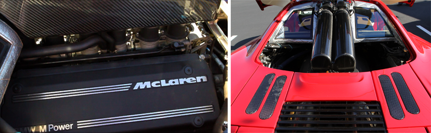 Mclaren F1 engine McLaren Automotive: Past Present and Future