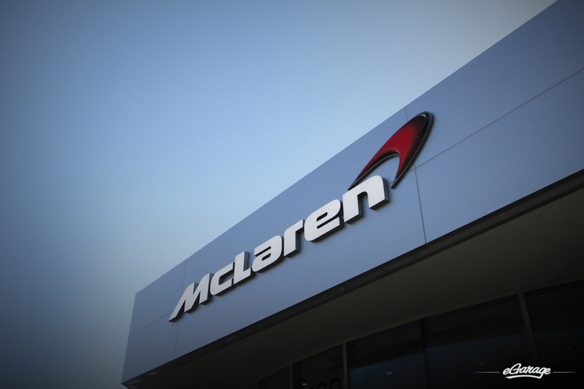 mclaren of SF McLaren Automotive: Past Present and Future