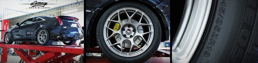 Cadillac Widebody HRE Wheels Bruce Canepa: Collector of Fast