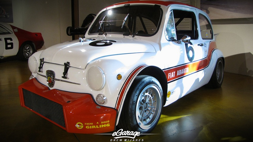 Fiat Abarth Bruce Canepa: Collector of Fast