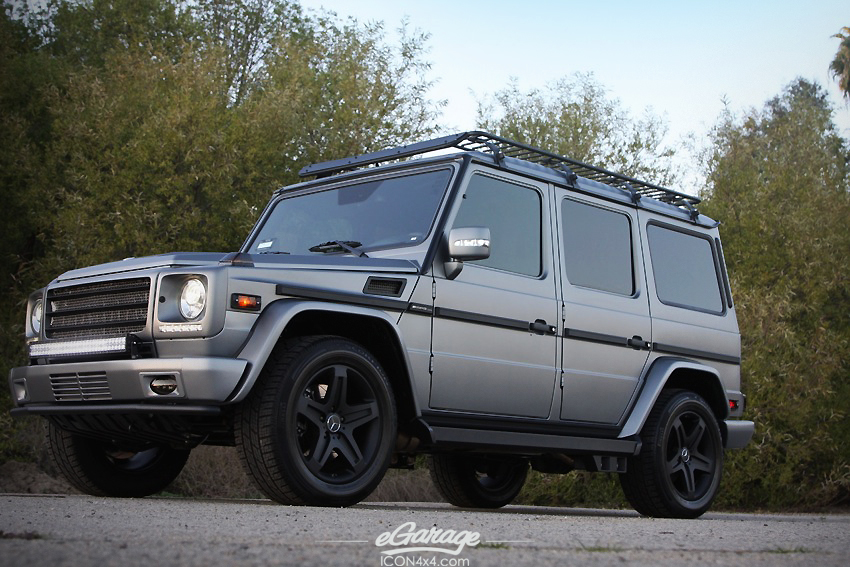 ICON G Wagen AMG Mercedes G55 AMG by ICON
