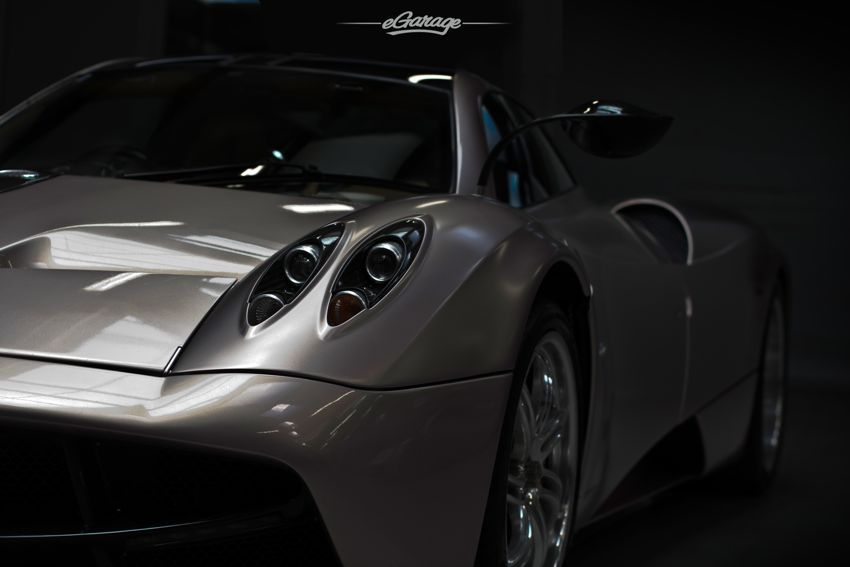 Pagani Huayra eGarage.com  Pagani Huayra in the USA