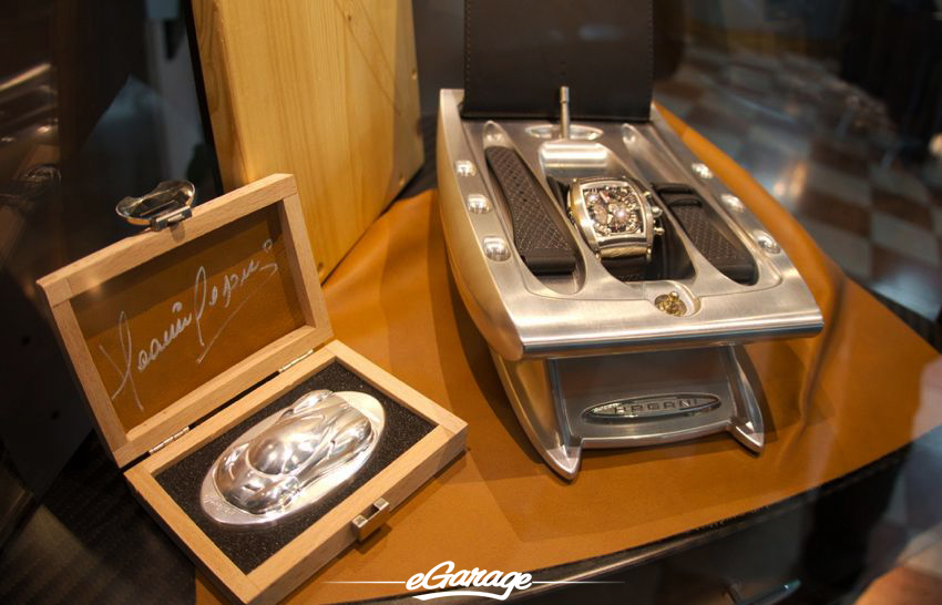 Pagani watch Pagani Factory