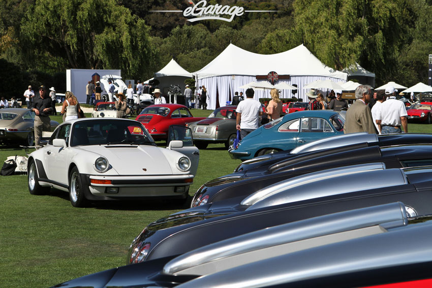 A Motorsports Gathering: The Quail Lodge