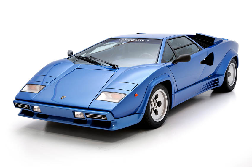 Cats Countach Cats Exotics Plays Favorites