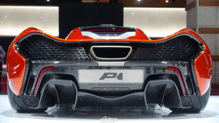8034742490 e353125c0d h Mclaren P1 Revealed at Paris