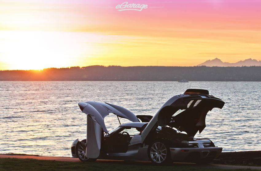 Koenigsegg CCX eGarage The Sun Sets on a Supercar: Koenigsegg CCX