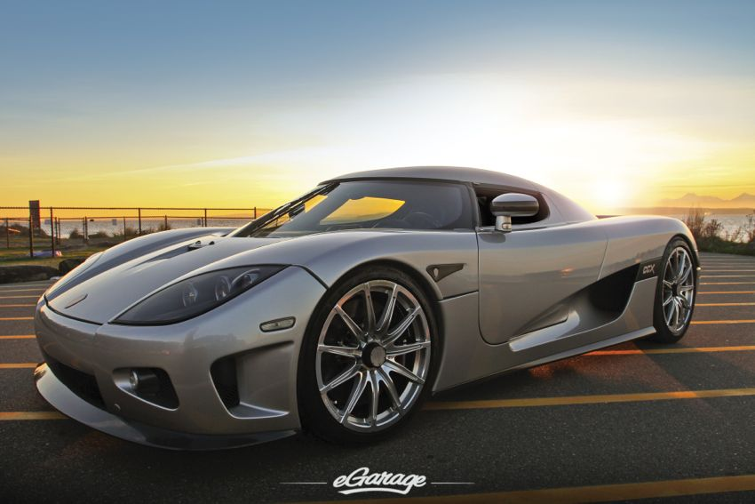 Koenigsegg CCX1 The Sun Sets on a Supercar: Koenigsegg CCX