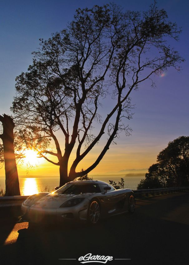 Koenigsegg TREE The Sun Sets on a Supercar: Koenigsegg CCX