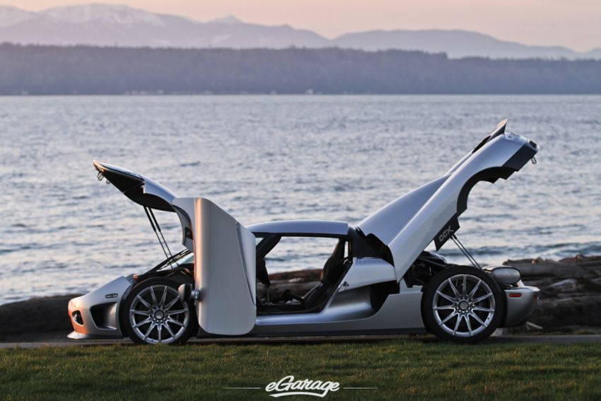 Koenigsegg ccx eGarage.com  The Sun Sets on a Supercar: Koenigsegg CCX