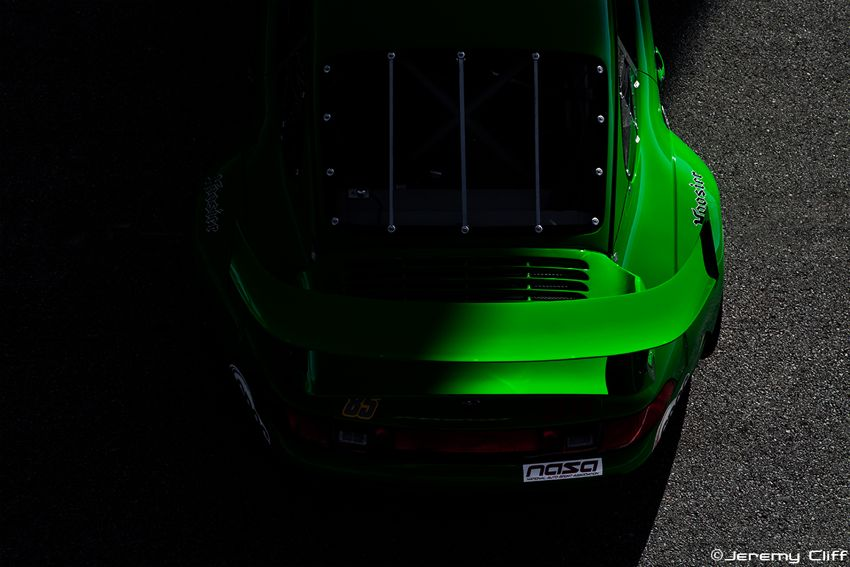 green Porsche Photographer Spotlight: Jeremy Cliff