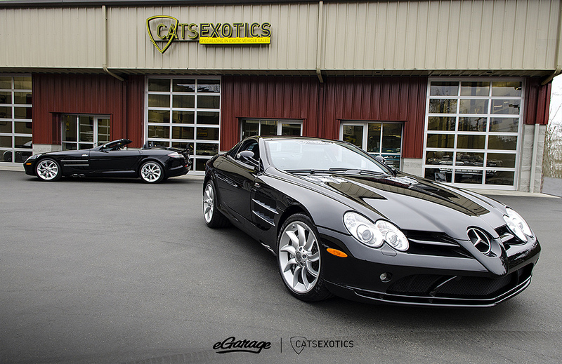Cats Exotics Mercedes SLR 2