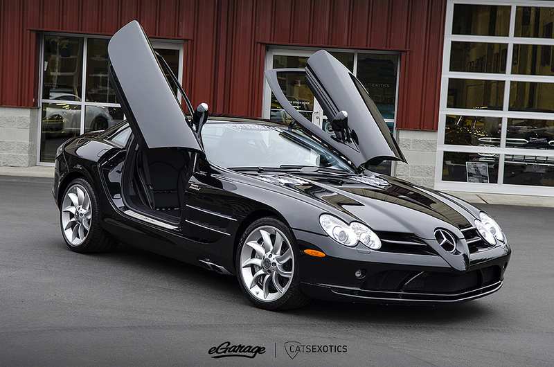 8680510213 82ddbbedc0 c Cats Exotics McLaren SLR Coupe and Roadster