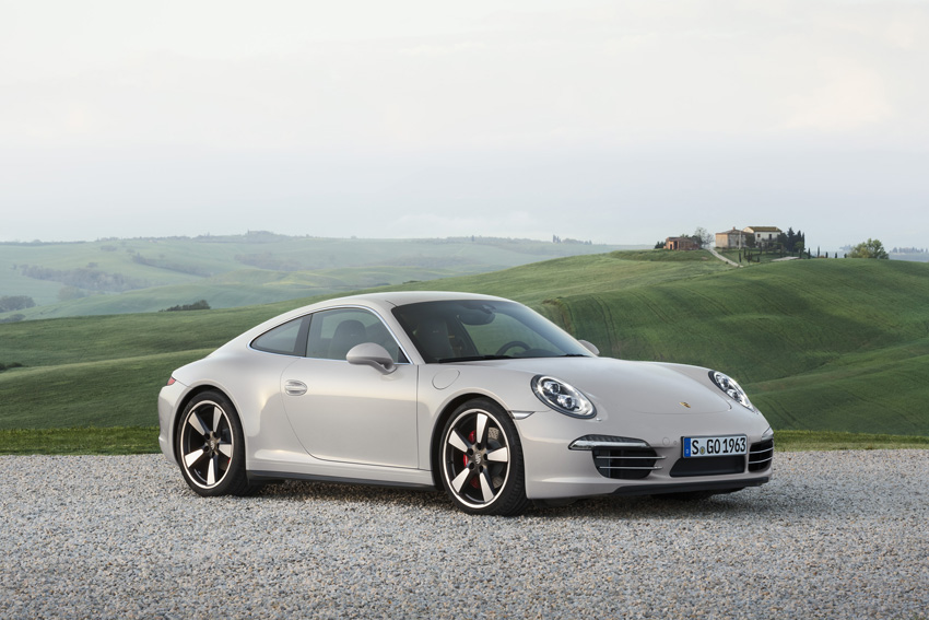 Porsche 911 50th Anniversary Edition 3