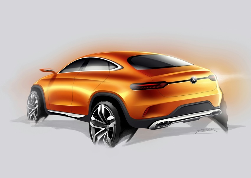 14C294 02 Mercedes Benz Concept Coupe SUV