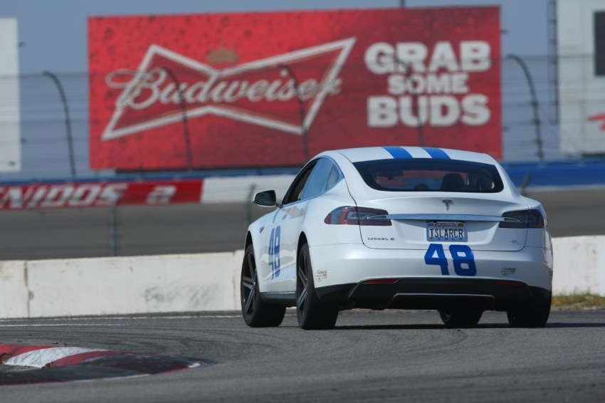 48 Tesla Auto Club Speedway 4 Tesla Model S   The Ultimate Sports Car