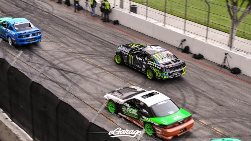 FRF 1219 2014 Formula Drift Long Beach