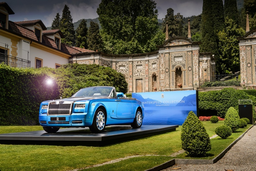 Rolls-Royce Phantom Drophead Coupé Waterspeed