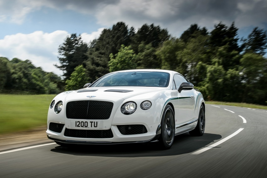 JL4 5320 Bentley Continental GT3 R
