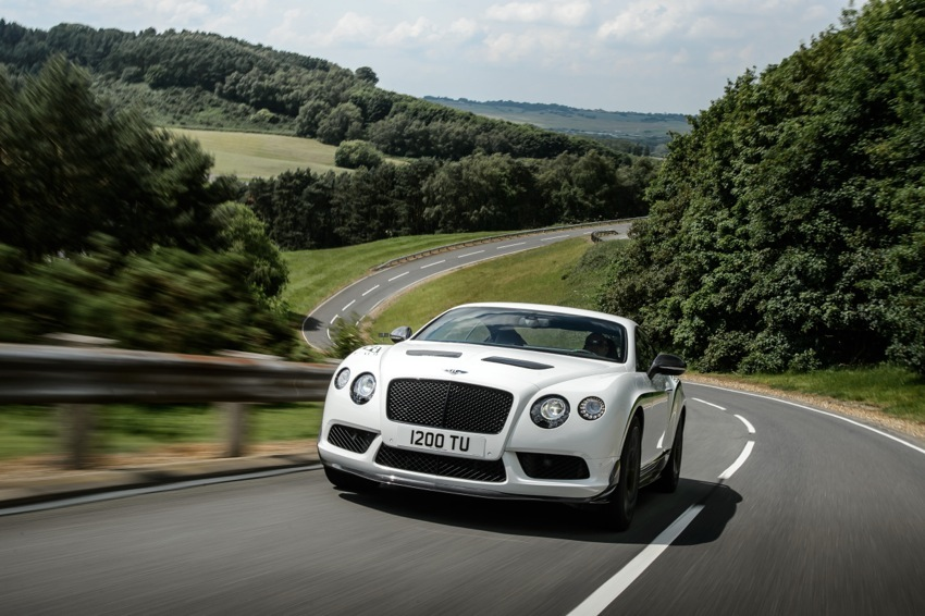 JL4 5432 Bentley Continental GT3 R