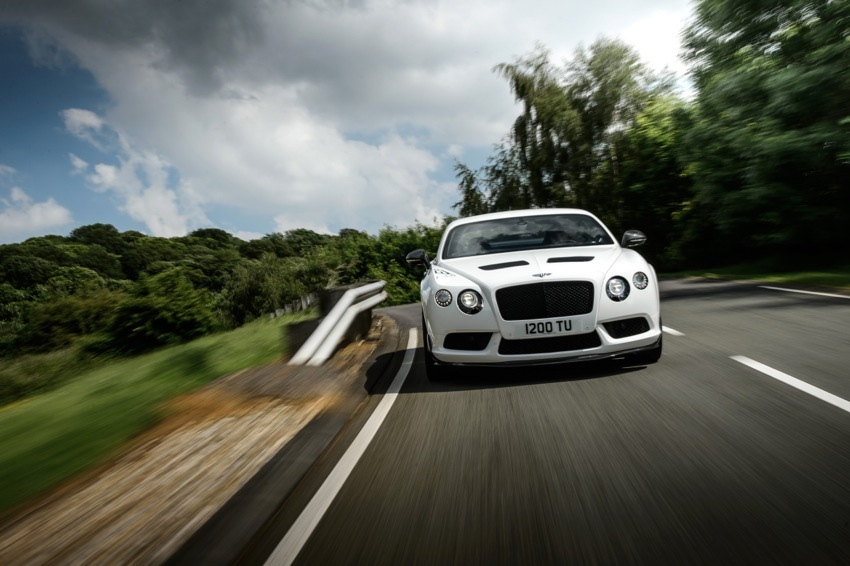 JL4 5500 Bentley Continental GT3 R