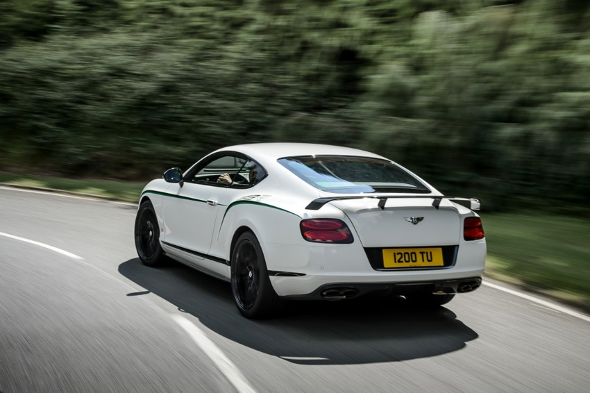 JL4 5755 Bentley Continental GT3 R