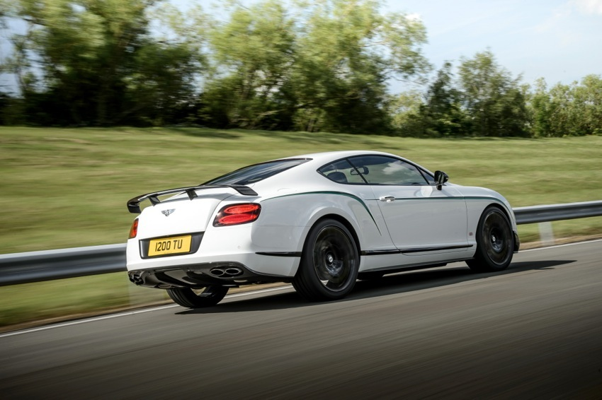 JL4 5990 Bentley Continental GT3 R