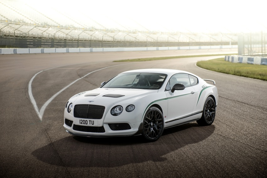 JL8 9049 Bentley Continental GT3 R