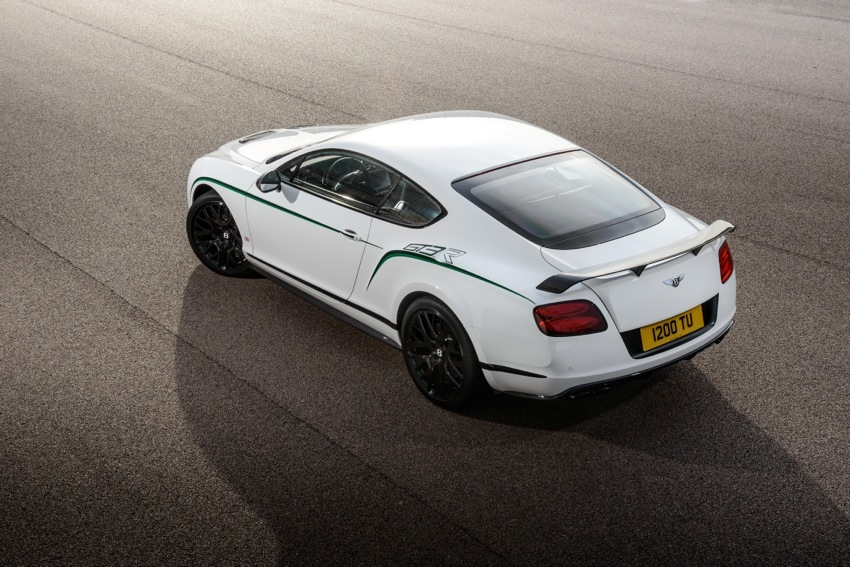 JL8 9082 Bentley Continental GT3 R