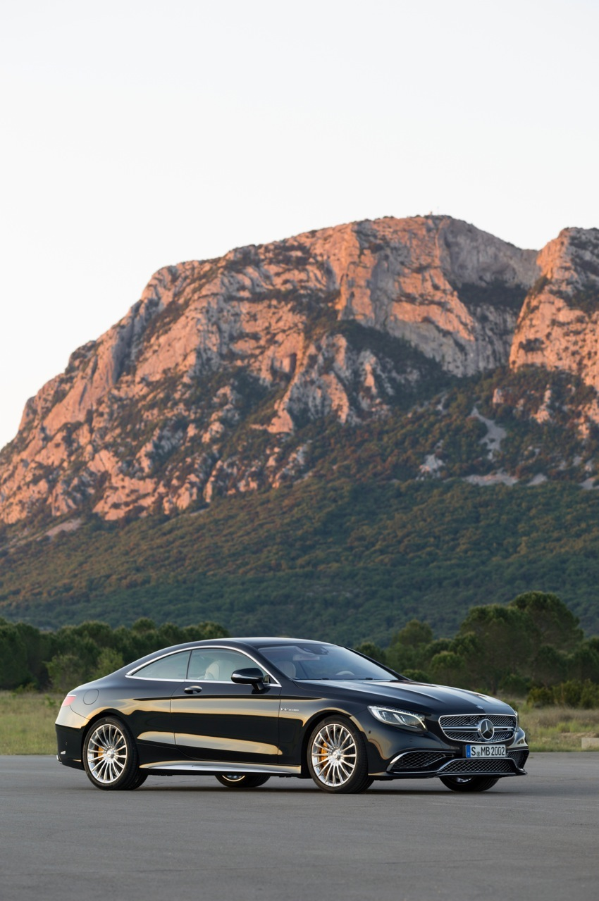14C598 009 Mercedes Benz S65 AMG Coupe