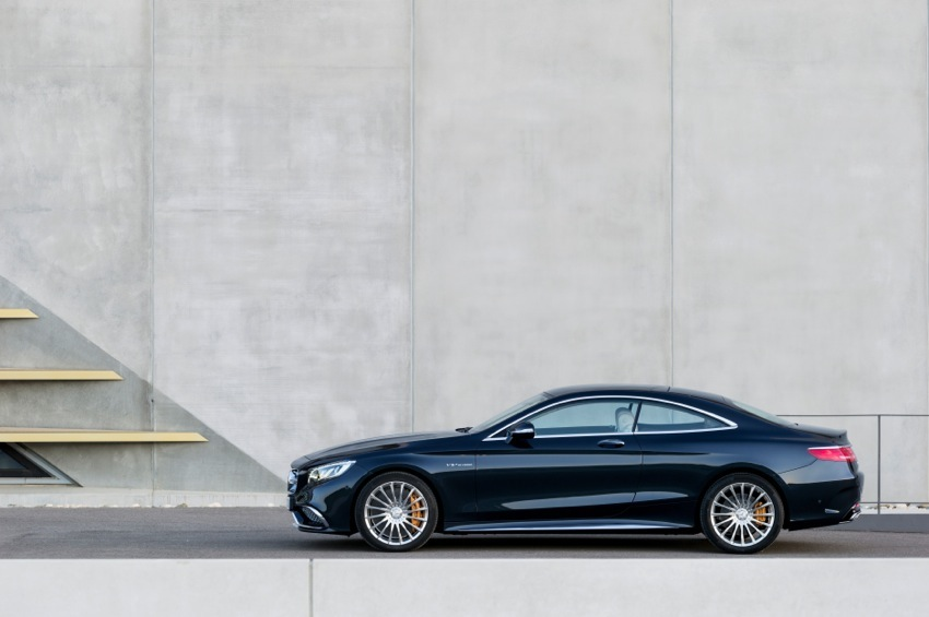 14C598 064 Mercedes Benz S65 AMG Coupe