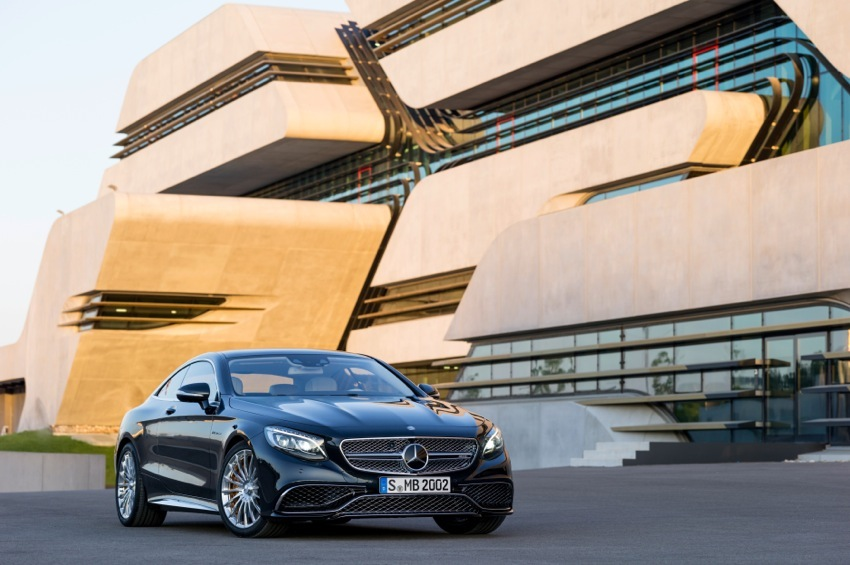 14C598 068 Mercedes Benz S65 AMG Coupe